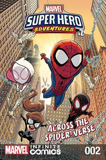 Super Hero Adventures: Across the Spider-Verse Part 2