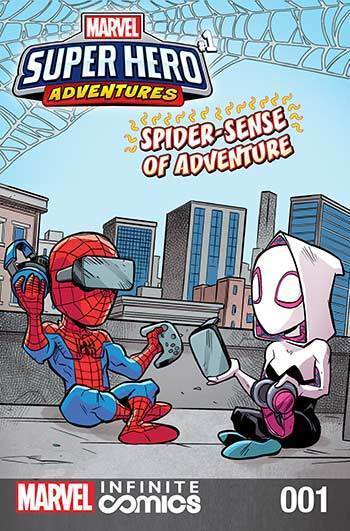 Super Hero Adventures: Spider-Sense of Adventure Part 1