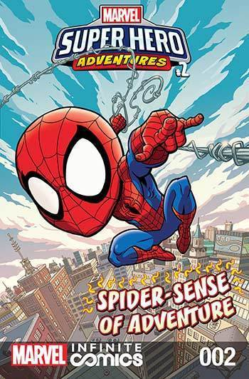 Super Hero Adventures: Spider-Sense of Adventure Part 2