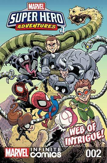 Super Hero Adventures: Web of Intrigue Part 2