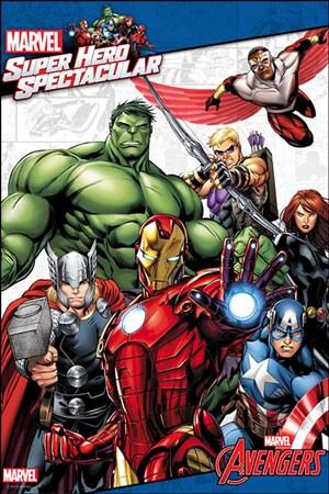 Avengers Activities