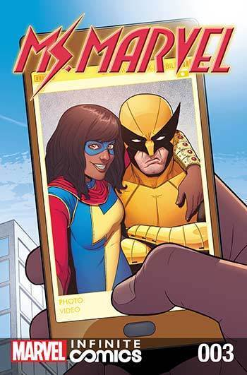 Ms. Marvel #03: Healing Factor Part 3