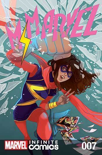 Ms. Marvel #07: Crushed Part 1