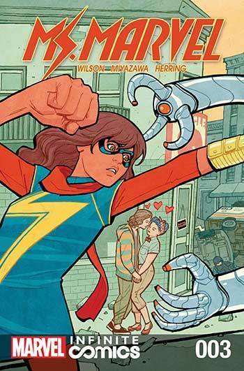 Ms. Marvel: Super Famous #03