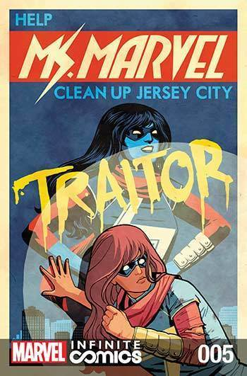 Ms. Marvel: Super Famous #05