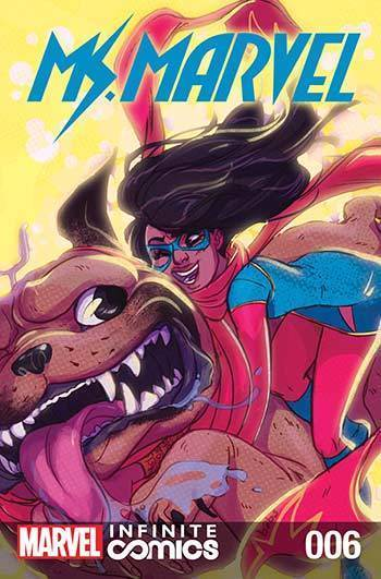 Ms. Marvel: Super Famous #06