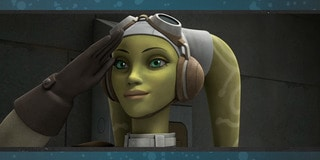 Twi'leks - Much to Learn