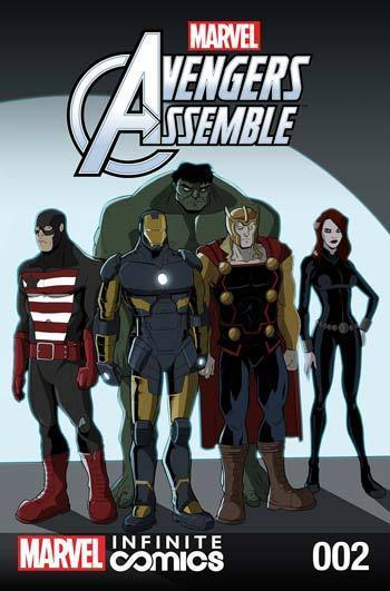 Avengers Assemble #02: Infinite Power (Part 2)