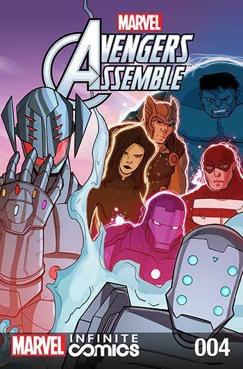 Avengers Assemble #04: Infinite Power (Part 4)