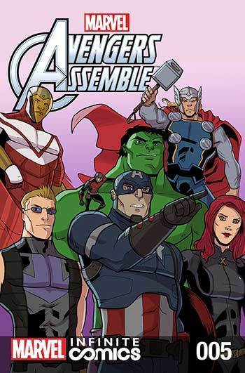 Avengers Assemble #05: Infinite Power (Part 5)