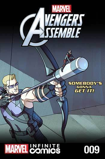 Avengers Assemble #09: Spring Break (Part 4)