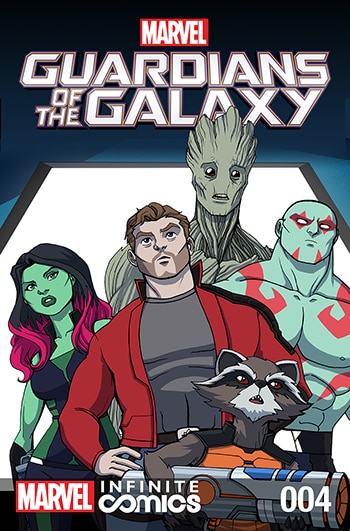 Guardians of the Galaxy #04