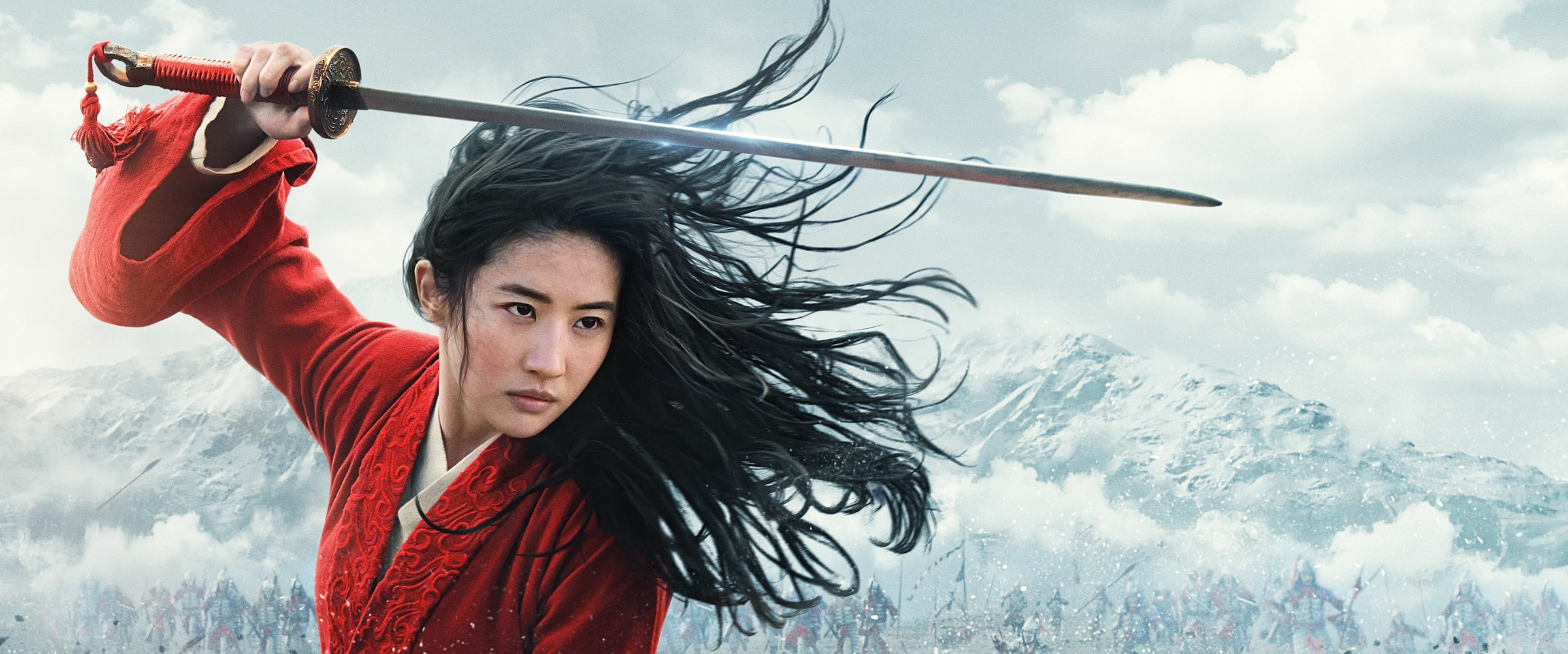 Disney's Mulan | In Cinemas | Princess Branded Page | Disney