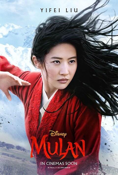 Mulan Disney Movies Indonesia