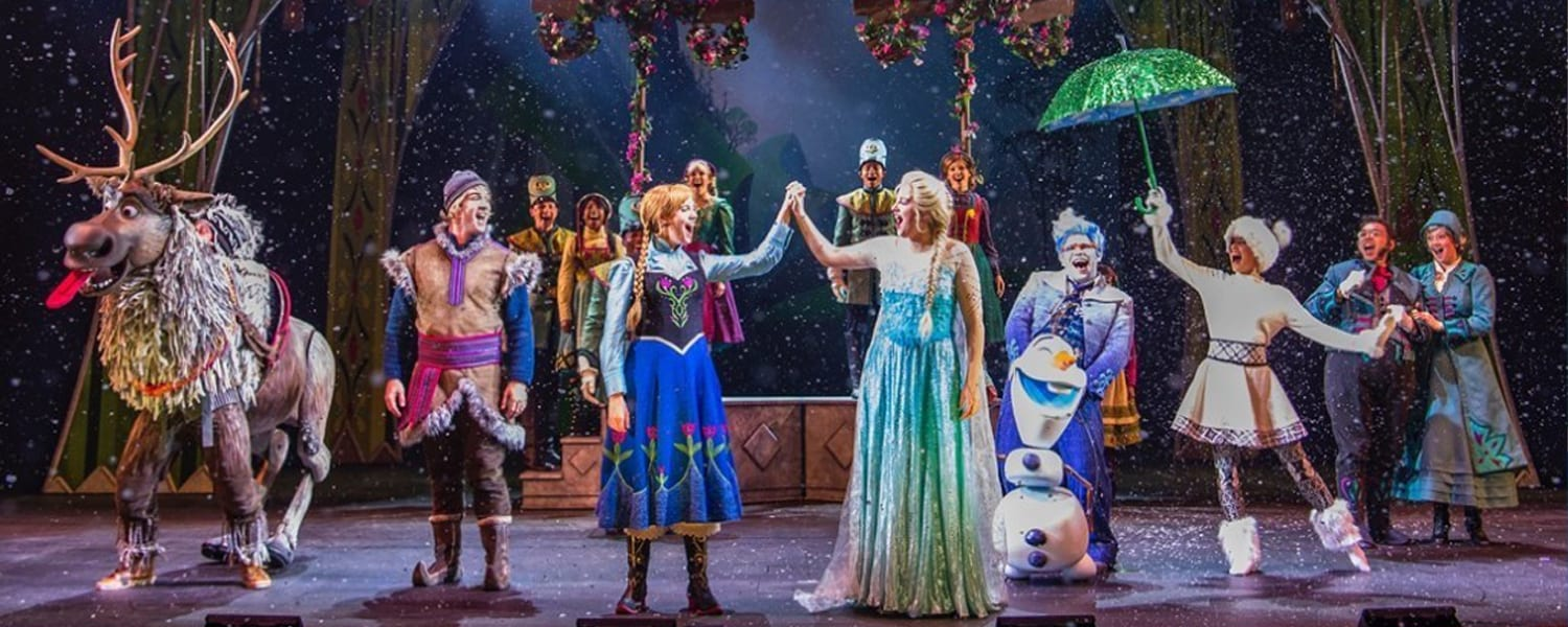 Frozen, A Musical Spectacular!