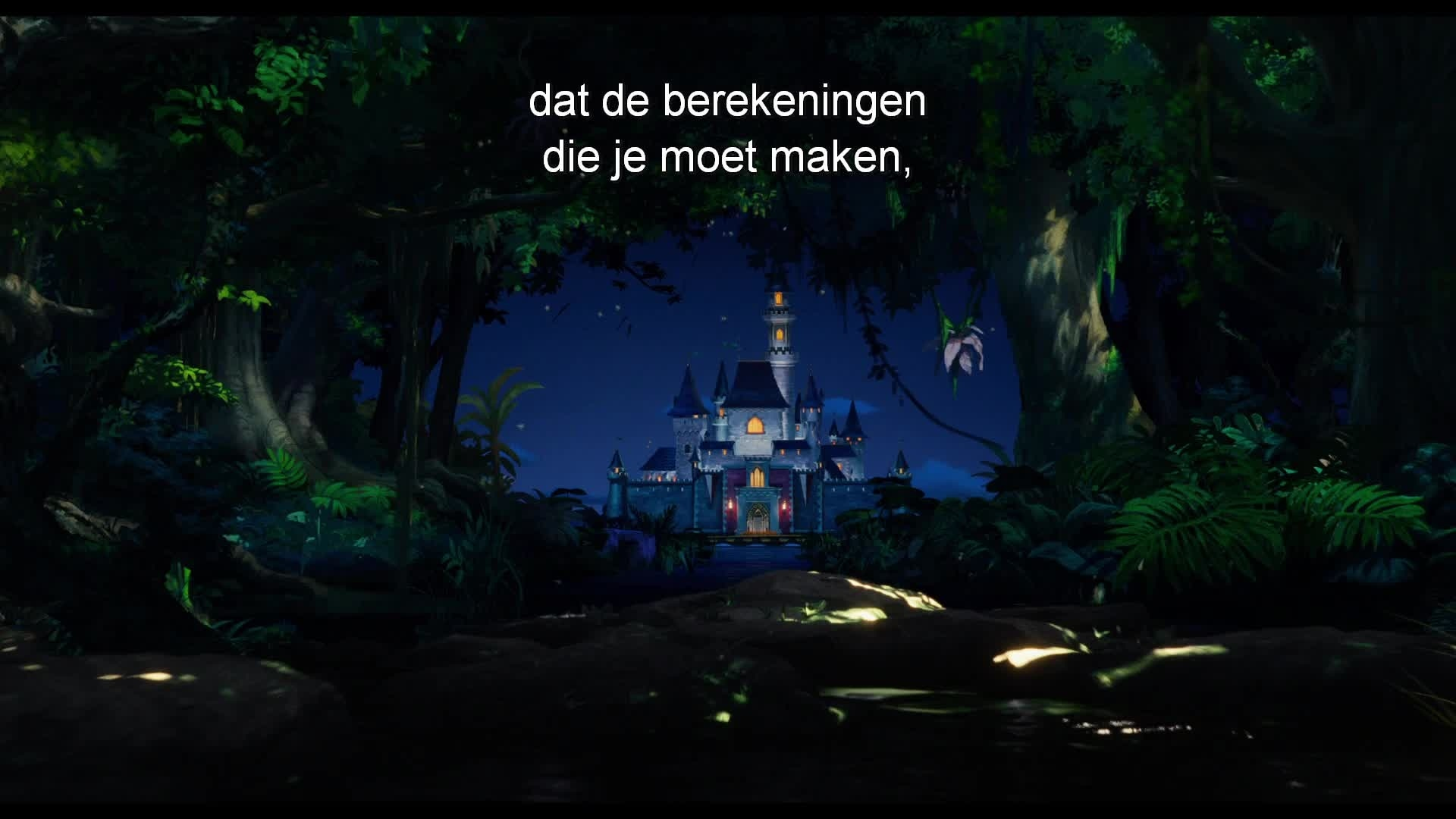 The Jungle Book - De Opening Sequence