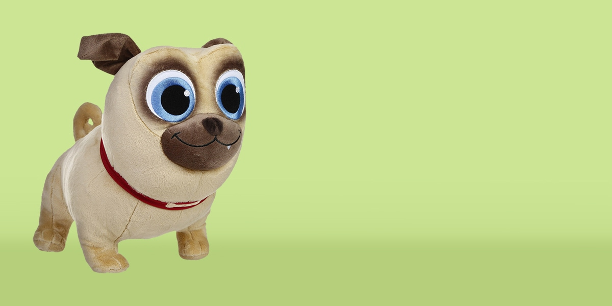 shopDisney l Puppy Dog Pals