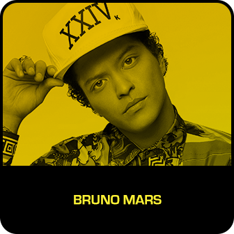 RDMA 2018 Winner - BEST ARTIST - Bruno Mars