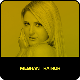 RDMA 2018 Winner - BEST ARTIST - Meghan Trainor