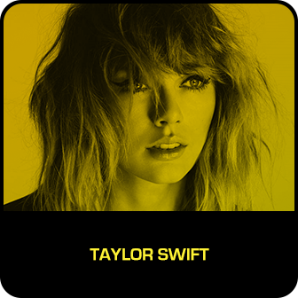 RDMA 2018 Winner - BEST ARTIST - Taylor Swift