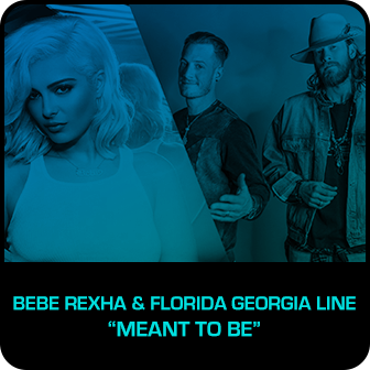 "RDMA 2018 Winners - BEST COLLABORATION - Bebe Rexha & Florida Georgia Line ""Meant To Be"""
