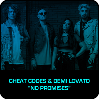 "RDMA 2018 Winner - BEST COLLABORATION - Cheat Codes & Demi Lovato ""No Promises"""