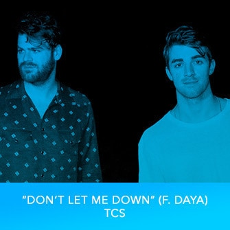"RDMA 2017 Winner - BEST DANCE TRACK - ""Don't Let Me Down (f. Daya)"" by TCS"