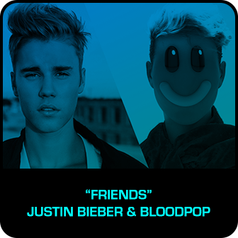 "RDMA 2018 Winner - BEST DANCE TRACK - ""Friends"" by Justin Bieber & BloodPop"