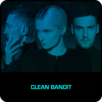 RDMA 2018 Winner - BEST DUO/GROUP - Clean Bandit