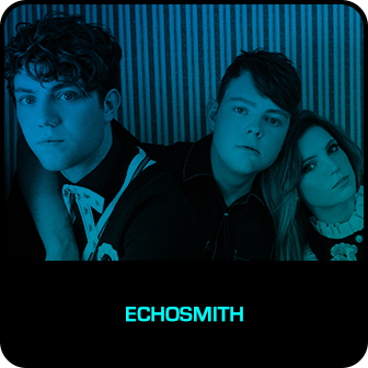 RDMA 2018 Winner - BEST DUO/GROUP - Echosmith