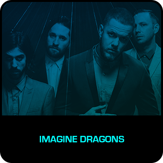 RDMA 2018 Winner - BEST DUO/GROUP - Imagine Dragons