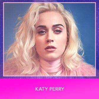 RDMA 2017 Nominee - BEST FEMALE ARTIST - Katy Perry
