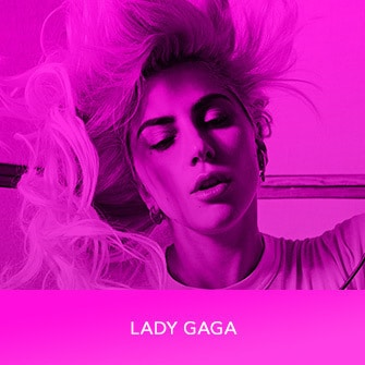 RDMA 2017 Winner - BEST FEMALE ARTIST - Lady Gaga