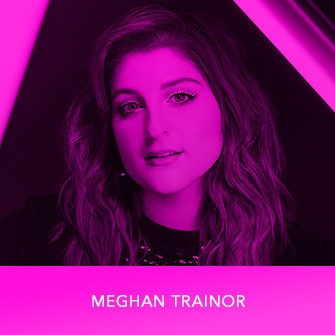 RDMA 2017 Winner - BEST FEMALE ARTIST - Meghan Trainor