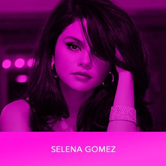 RDMA 2017 Winner - BEST FEMALE ARTIST - Selena Gomez