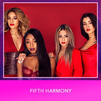 RDMA 2017 Nominee - BEST GROUP - Fifth Harmony