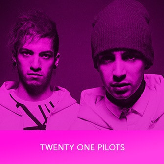 RDMA 2017 Winner - BEST GROUP - Twenty One Pilots