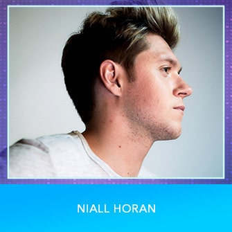 RDMA 2017 Nominee - BEST MALE ARTIST - Niall Horan