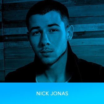 RDMA 2017 Winner - BEST MALE ARTIST - Nick Jonas