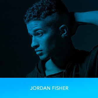 RDMA 2017 Winner - BEST NEW ARTIST - Jordan Fisher
