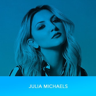 RDMA 2017 winner - BEST NEW ARTIST - Julia Michaels