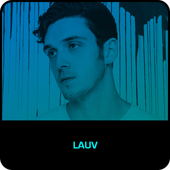RDMA 2018 Winner - BEST NEW ARTIST - Lauv
