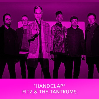 "RDMA 2017 Winner - BEST SONG THAT MAKES YOU SMILE - ""Handclap"" by Fitz & The Tantrums"
