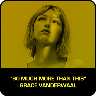 "RDMA 2018 Winner - BEST SONG THAT MAKES YOU SMILE - ""So Much More Than This"" by Grace VanderWaal"