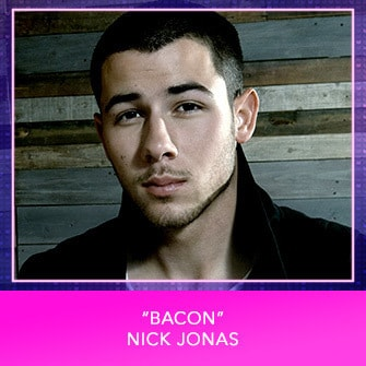 "RDMA 2017 Nominee - BEST SONG TO LIP SYNC TO - ""Bacon"" by Nick Jonas"