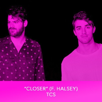 "RDMA 2017 Winner - BEST SONG TO LIP SYNC TO - ""Closer (f. Halsey)"" by TCS"