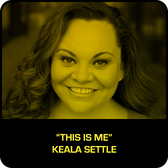 "RDMA 2018 Winner - BEST SONG TO LIP SYNC TO - ""This Is Me"" by Keala Settle"