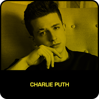 RDMA 2018 Winner - BREAKOUT ARTIST OF THE YEAR - Charlie Puth