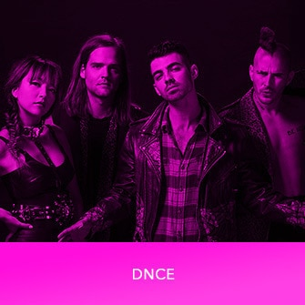 RDMA 2017 Winner - BREAKOUT ARTIST OF THE YEAR - DNCE
