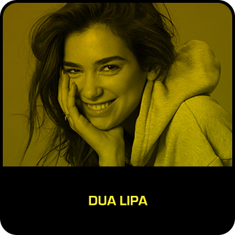 RDMA 2018 Winner - BREAKOUT ARTIST OF THE YEAR - Dua Lipa